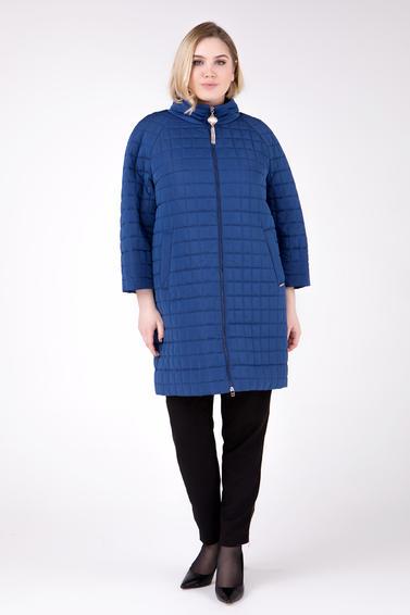 47d275a6855 Женские пальто больших размеров  демисезонные