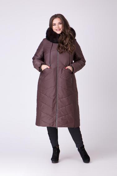 e7e56f31ed0 Женские пальто больших размеров  демисезонные