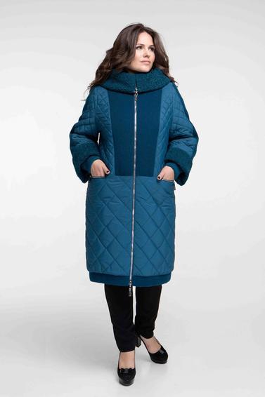 Женские пальто больших размеров  демисезонные db80dec192598