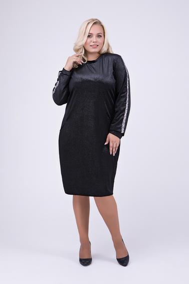 2356a3ec3 Женские платья больших размеров оптом и в розницу в Украине от ...