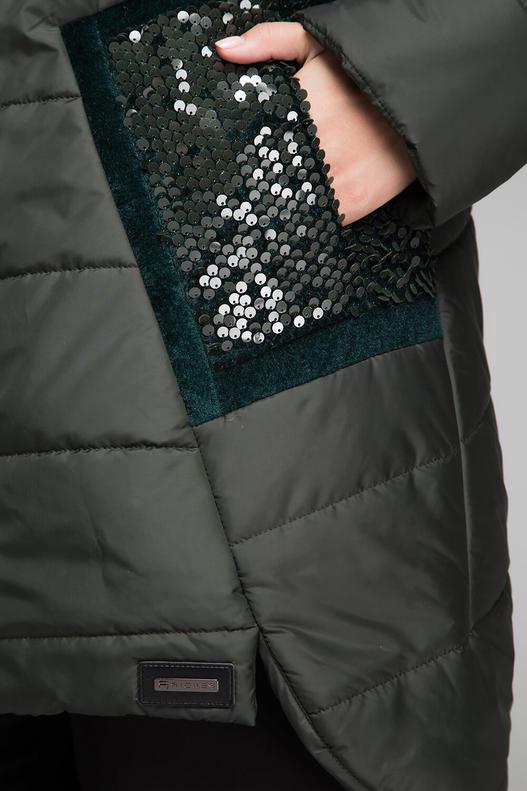 пайетки на куртке фото можно